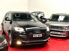 Q7 Diesel Leather Seats Cars