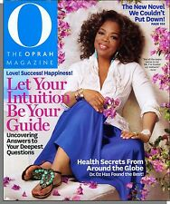 O The Oprah Magazine - 2011, August - Love-Success-Happiness: Your Voice Within