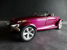 Ertl American Muscle Plymouth Prowler Concept Model 1:18 Scale Diecast Car