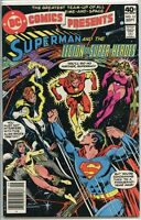 DC Comics Presents 1978 series # 13 very fine comic book