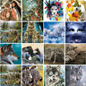 DIY New Animal Paint By Numbers Kit Digital Oil Painting Art Home Wall Decor