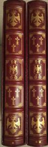 Bibbia Di Borso D'este 1937 Bestetti 2 volumi perfetti prima edizione illustrata