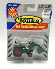 MOC 2006 Tonka Maisto 88 Farm Diecast Front Loaded Tractor