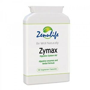 Zymax Digestive Enzymes Supplement Pill Capsules by Zenulife, Detox And Cleanse
