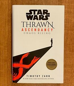 STAR WARS THRAWN ASCENDANCY Chaos Rising - Barnes & Noble Exclusive