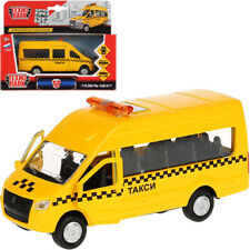 GAZel Next GAZelle Russian Minibus Taxi Diecast Model Van Scale 1:43