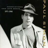 Paul Simon Negotiations and love songs 1971-1986 [CD]