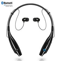 Bluetooth Headset Sports Running Stereo Wireless Headphone Earphone with Mic