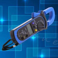 New Digital Clamp Meter AC/DC Current Voltage Multimeter Temp Volt Amp Tester