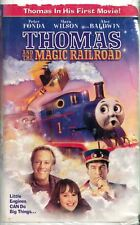 Thomas and the Magic Railroad VHS, 2000, Clam Shell Family Fun Peter Fonda