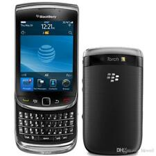 "BlackBerry Torch 9800 3.2"" AT&T 4GB Smartphone Tested"