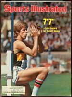 SI: Sports Illustrated June 14, 1976 A Lofty Record for Dwight Stones Cover G