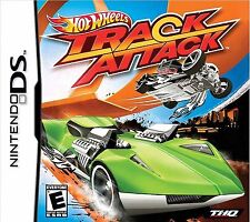 Hot Wheels Track Attack DS