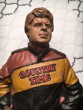Tom Clark Bobby Hamilton Country Time Nascar Figurine Statue Lemonade