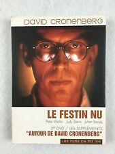 DVD Le Festin nu De David Cronenberg