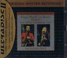 Marsh, Warne Lee Konitz Quintet Live at the Montmartre Club MFSL Gold CD Neu OVP