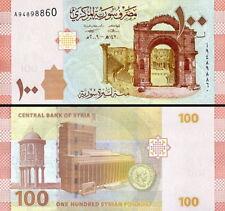 SIRIA - Syria 100 pounds 2010 - FDS - UNC