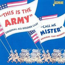 This Is The Army & Call Me Mister [ORIGINAL RECORDINGS REMASTERED] (Audio CD)