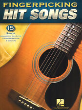 Fingerpicking Guitar ... Hit Songs 15 aktuelle Pop-Songs für Gitarre Noten Tab