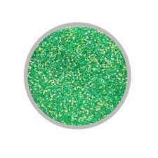 Glitter Glitzer Glitterpuder GRÜN irisierend 3g 0,2mm in ZIP Tüte