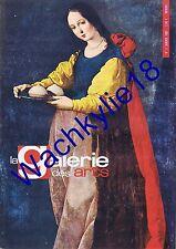 La galerie des arts n°3 du 01/1963 Peinture Courbet
