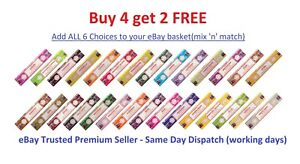 Incense Sticks Satya Insence Sticks Buy 4 get 2 Free Insense Joss Sticks