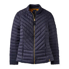 NEW JOULES Marine Navy ELODIE Quilted Jacket Size 18
