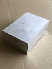 ALUMINIUM BAR / BILLET / BLOCK - 120mm x 80mm x 40mm - GRADE 6082 T6