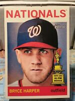 2013 Topps Heritage Bryce Harper SP #440 Rookie Cup 💎💎