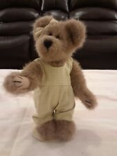 """Boyds Bears Becca (On Stand) 8"""" 99128V Collector condition"""