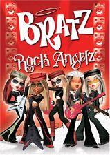 DVD - Animation - Bratz - Rock Angelz - Douglas Carrigan - Soleil Moon Frye