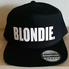 BLONDIE BROWNIE Snapback Fashion Stampato Snapback CAPS Cappelli HIP-HOP RAPPER -1 CAPPELLO