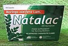 Natalac Lactating Mothers Malunggay Moringa Breast Milk