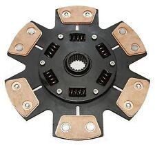 QSC Toyota Supra 1JZGTE 2JZGTE R154 6 Puck Ceramic Stage 3 Clutch Disc