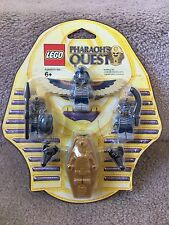 NEW RETIRED LEGO EXCLUSIVE PHARAOH'S QUEST MUMMY BATTLE PACK