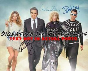 Schitt's Creek signed Eugene Levy 8X10 photo picture reprint