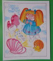 figurines prentjes cromos stickers picture cards figurine panini camilla 132 d f