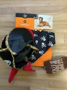 Hyde and Eek! Boutique Pet Pirate Set NEW