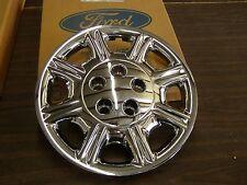 NOS OEM Ford 1997 1998 Taurus Mercury Sable Wheel Cover Hub Cap Chrome