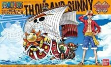 BANDAI ONE PIECE MODEL KIT GRAND SHIP COLLECTION #01 THOUSAND SUNNY NEW