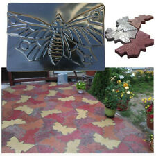 DIY Stepping Stone Butterfly Mold Concrete Cement Mould for Garden Path Driveway