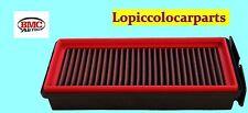 FILTRO ARIA SPORTIVO IN COTONE LAVABILE ORIGINALE BMC FB 821/04 TUNING RACING