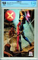 X-Men #3 Unknown Comics / Comics Elite Exclusive - CBCS 9.8!