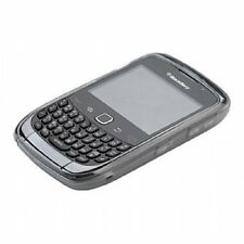 Official Blackberry 8500 8520 8530 9300 9330 Silicone Soft Shell Skin Cover H...