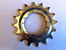 Shimano Nexus Ritzel / Fahrradritzel / Zahnkranz gekröpft 16 Zähne Silber