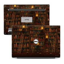 Library by Vlad Studio Decal Sticker Skin for Dell XPS 13 9343 Laptop