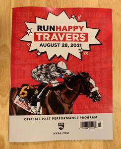 2021 Travers Stakes Program, Saratoga, Essential Quality, Tiz the Law, Runhappy