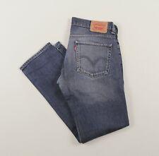 Vintage LEVI'S 511 Blue Slim Fit Men's Jeans 33W 30L 33/30 /J22017