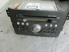 VAUXHALL AGILA B (MK2) CD PLAYER RADIO HEAD UNIT STEREO 3910151K00EZR