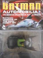 "BATMAN cimeli automobilistici Collection #12 /""DETECTIVE COMICS #27/"" Eaglemoss"